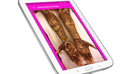 Mehndi Design Image  - Arabic, Bridal & Henna 2018 4.4.995 screenshots 8