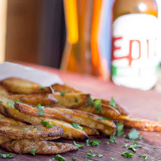 Epic Pale Ale Beer Soaked Fries.