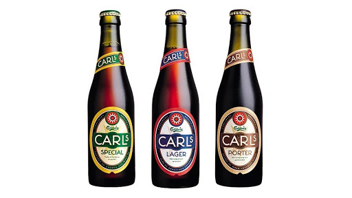 Carlsberg Packaging Redesign preview