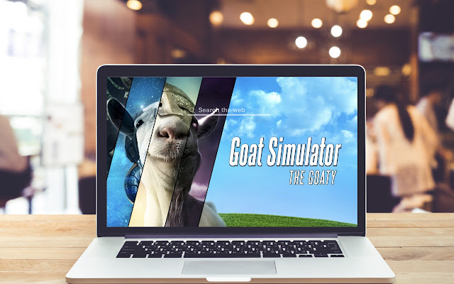 Goat Simulator HD Wallpapers Game Theme