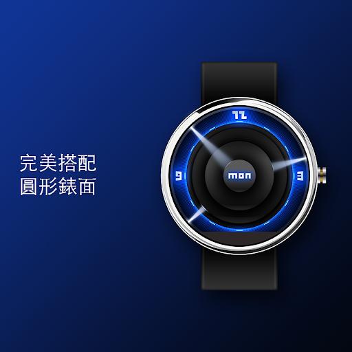 Ultrasonic 錶盤