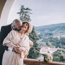 Wedding photographer Marzia Bandoni (marzia_uphostud). Photo of 12.10.2016