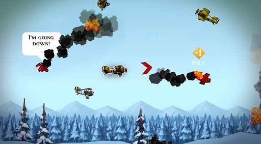 Pocket Squadron Screenshot