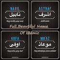 Full Baby Names Islamic and Meaning icon