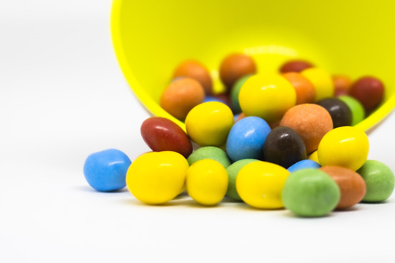 Caramelle colorate di ValentinaGiuca