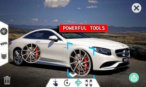 Car Photo Tuning - Professional Virtual Tuning  screenshots 2