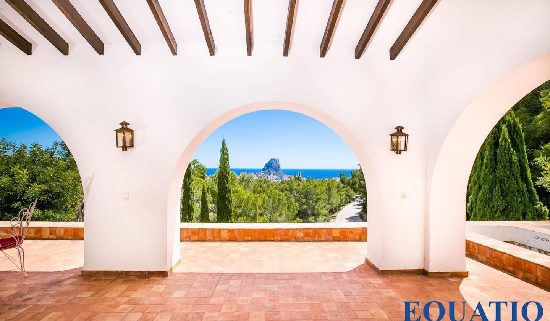 Villa avec terrasse Calp