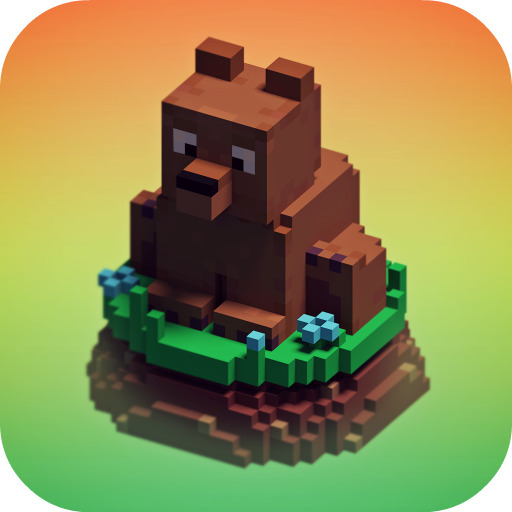 Pixel Hunting - Survival 模擬 App LOGO-硬是要APP