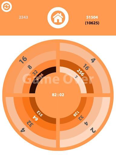 玩免費解謎APP|下載2048 Ring Puzzle app不用錢|硬是要APP