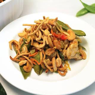 Easy Chinese Chicken Casserole.