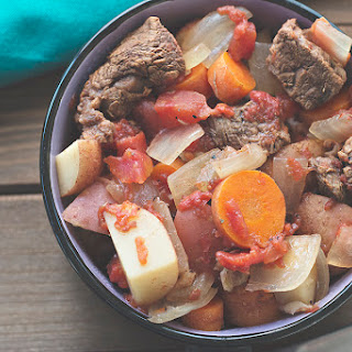 Grandma's Beef Roast and Vegetables.