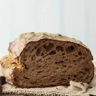 Rye Flour Loaf.