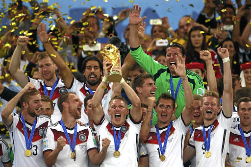 Germany: 2014 FIFA World Cup. Picture: GETTY IMAGES/CLIVE ROSE