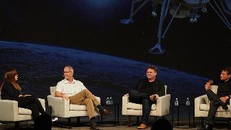 Flying back to the moon - Peter Diamandis & Bob Richards