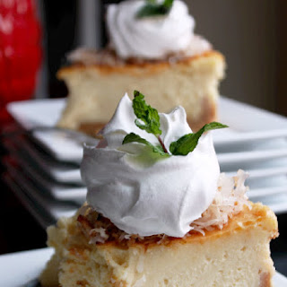 Coconut Cream Pie Cheesecake