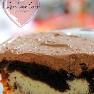 Italian Love Cake.
