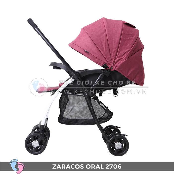 Xe đẩy 2 chiều Zaracos ORAL 2706 11