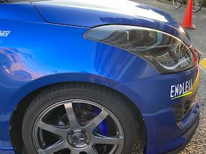 スイフト ZC72S RS Ⅰ型 平成24年式 ブーストブルーパールメタリックのカスタム事例画像 だいすけブルーさんの2020年10月20日16:26の投稿