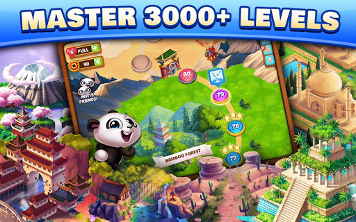 Panda Pop - Bubble Shooter Game. Blast, Shoot Free 6.9.102 Screenshots 5