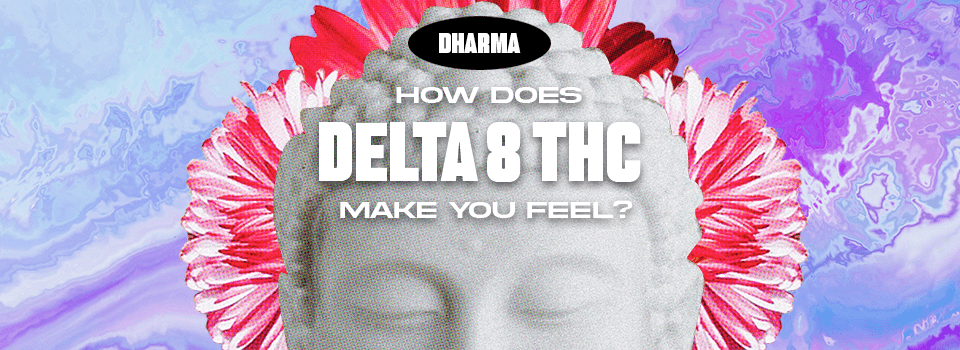How does Delta 8 THC feel?