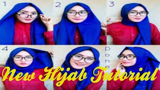 New Hijab Tutorial Simple - náhled