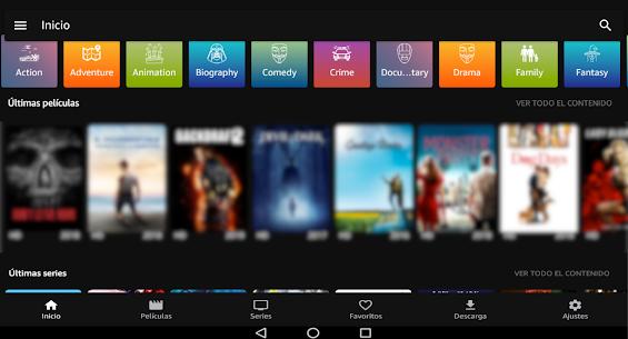 Descargar Cine Movil Para PC ✔️ (Windows 10/8/7 o Mac) 5