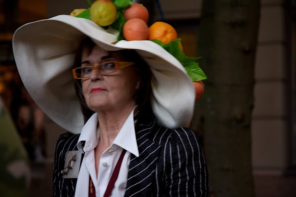 Lady's Hat di zufff____
