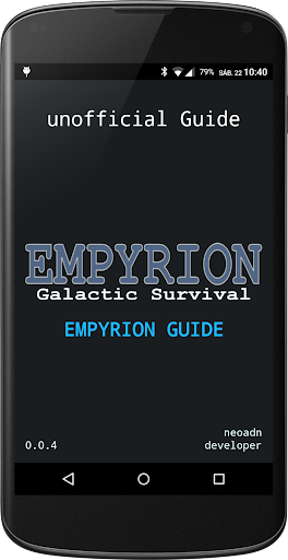Guide Empyrion: GS Unofficial