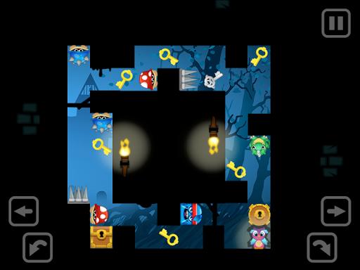 Escape Forest Dungeon FREE