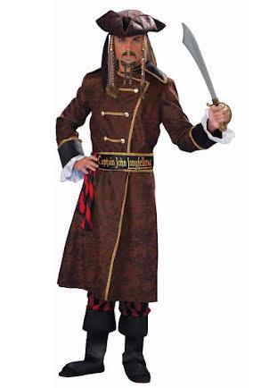 Pirat Kapten John Longfellow