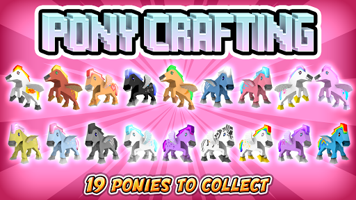 Pony Crafting - Unicorn World  screenshots 1