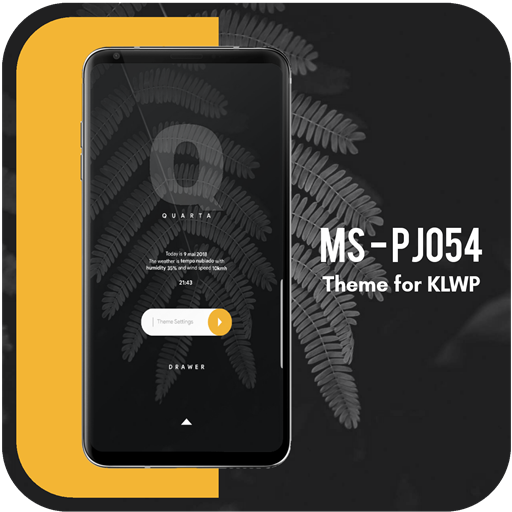 MS - PJ054 Theme for KLWP