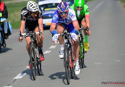 Mickaël Delage moet nu al afstappen in de Ronde van Spanje