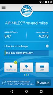 AIR MILES® Reward Program - screenshot thumbnail