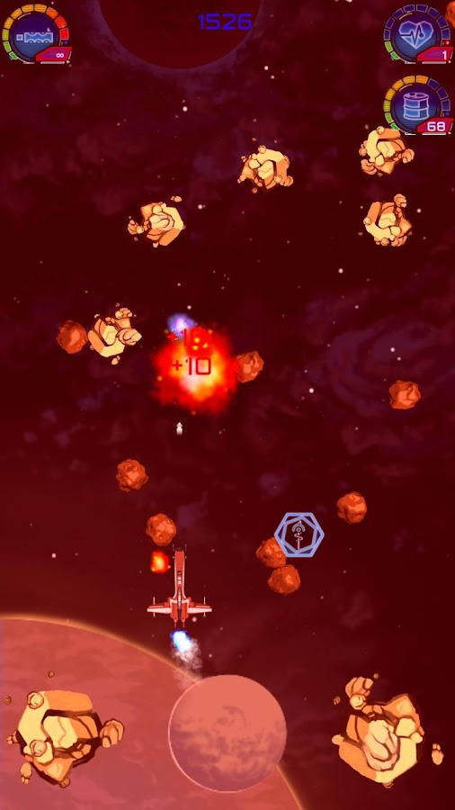 Space Adventure- screenshot