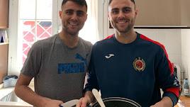Los gemelos Pérez Rodríguez también se meten en la cocina.