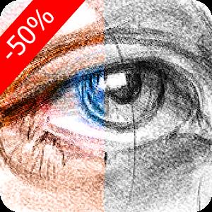 تحويل صورك إلى صور مرسومة Sketch Me! Pro (XnSketch Pro) 1.62
