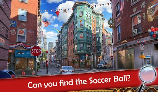 Hidden Objects: Mystery Society Crime Solving 5