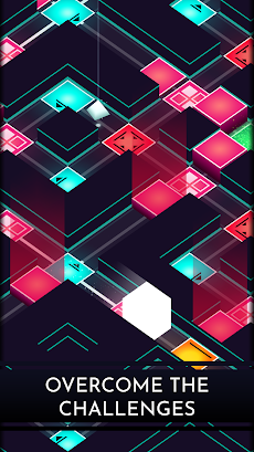 Go Ahead – Challenging Geometric Logic Puzzle Gameのおすすめ画像2