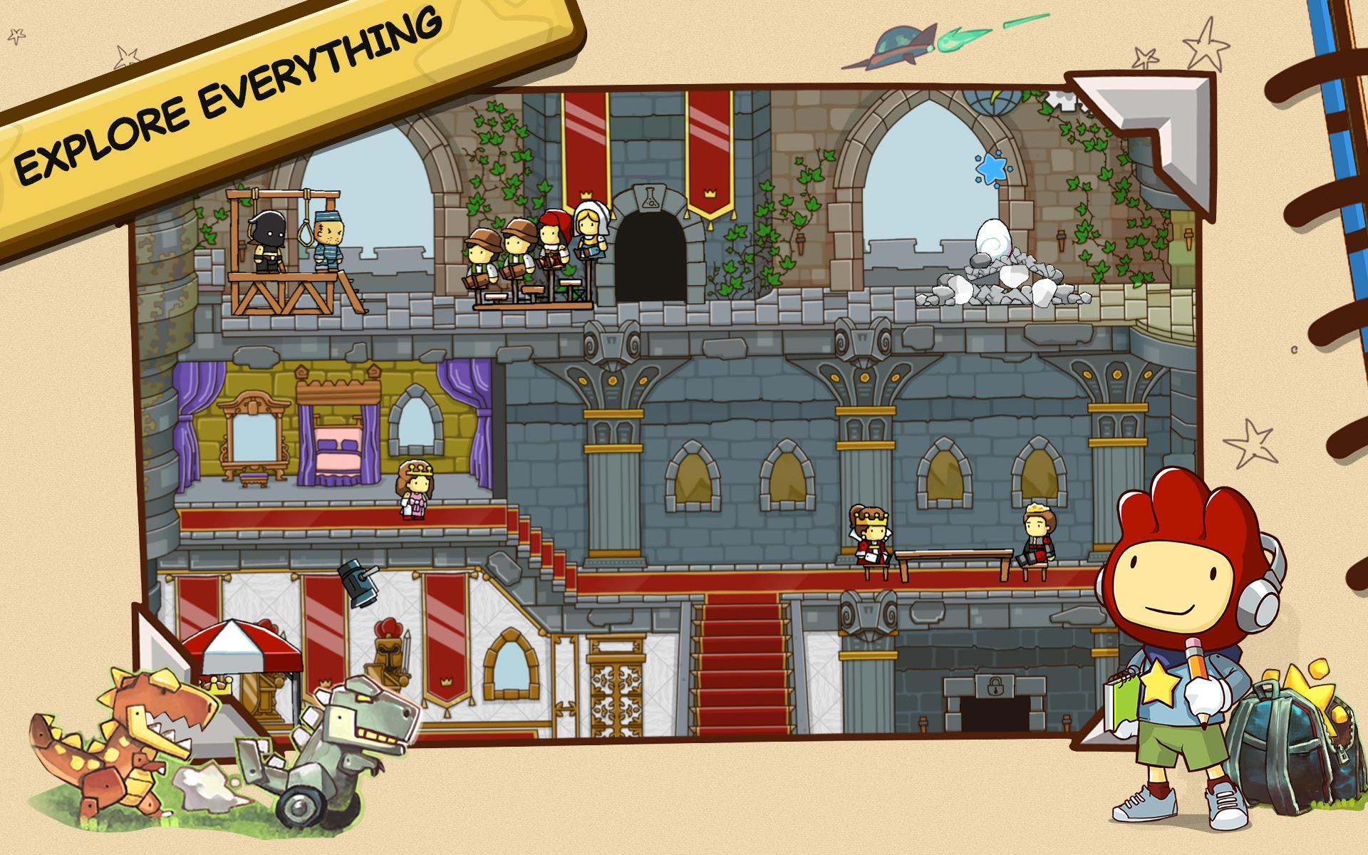Scribblenauts Unlimited screenshot #16