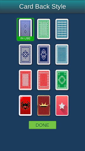 Solitaire Card Game modavailable screenshots 6