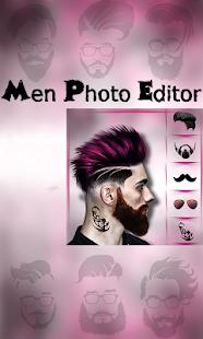 Hair Style Men 2020 On Windows Pc Download Free 1 0 3 Com Tdh Menhairstyleeditor