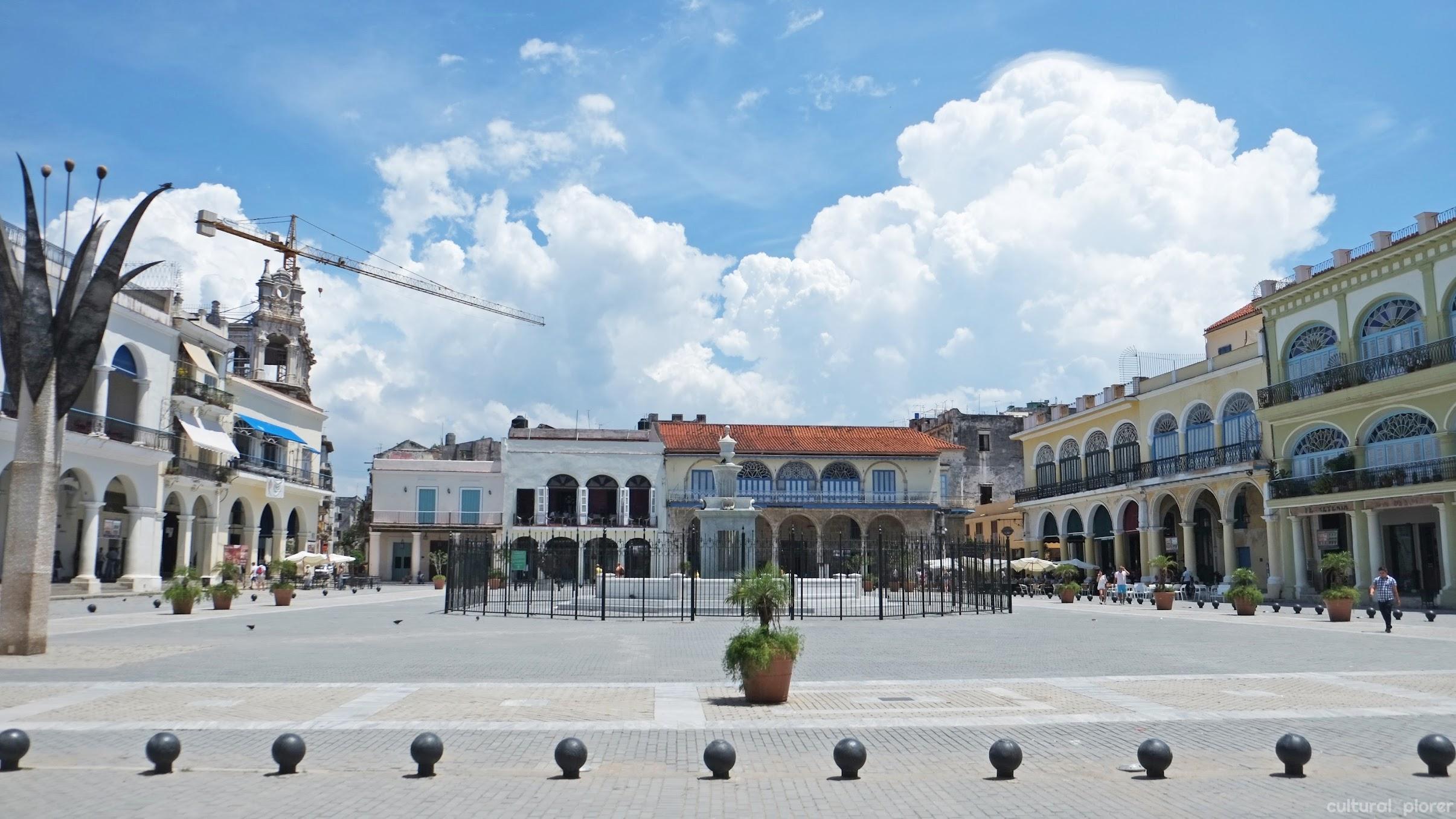 Havana Plaza Vieja