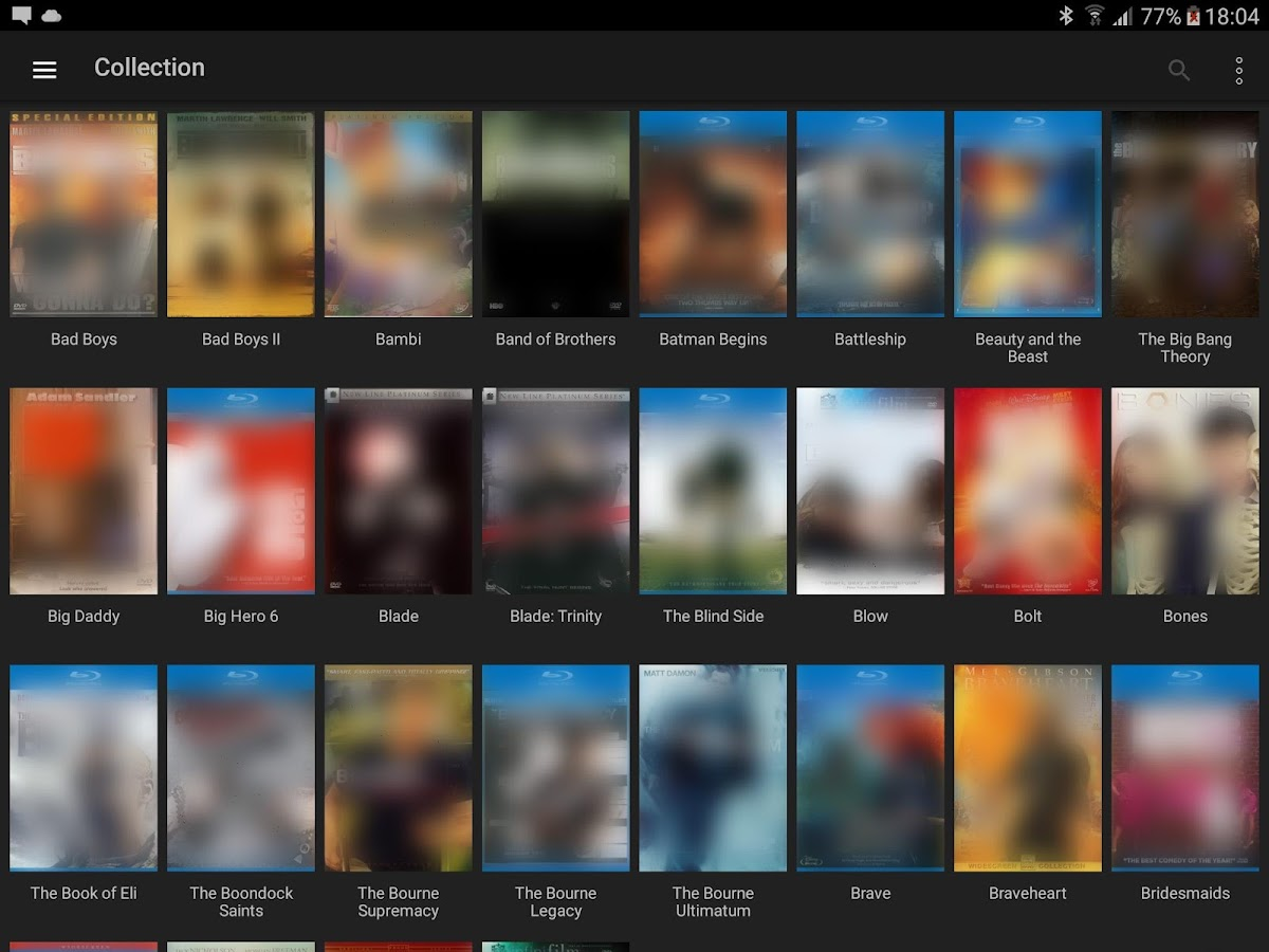 My Movies - Movie & TV Collection Library- screenshot