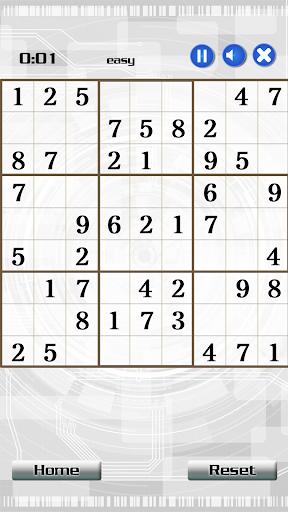數獨挑戰賽
