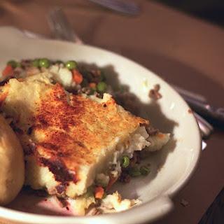 Shepherd's Pie.