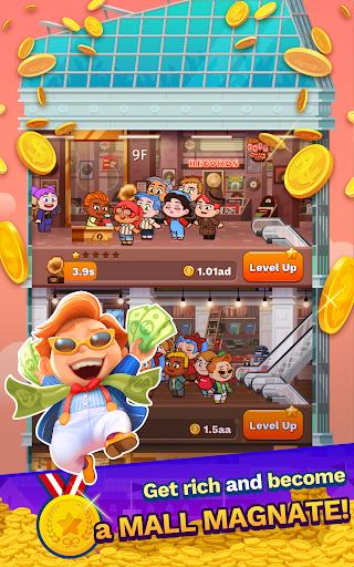 Tap Tap Plaza - Mall Tycoon screenshot 5