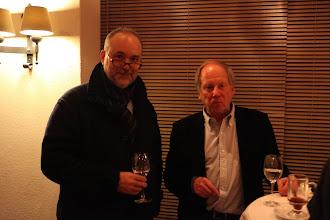 Photo: Wolfgang Waelischmiller, Boris Eremin - socializing...
