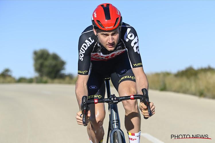 """Wellens met nog wat naweeën van ziekte maar nu wel kopman voor Lotto: """"Een renner zoals Gilbert wordt altijd gemist"""""""