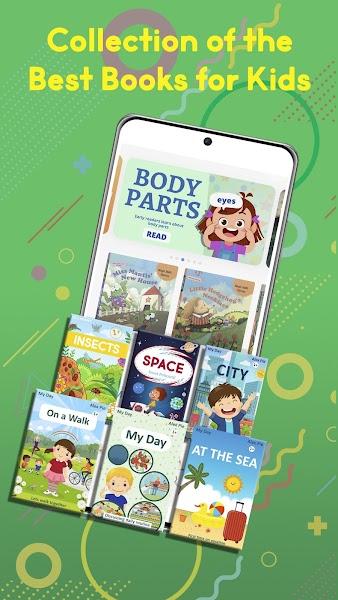 Booka - Free Illustrated Books For Children
